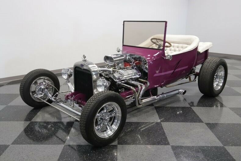classic 1923 Ford T Bucket custom