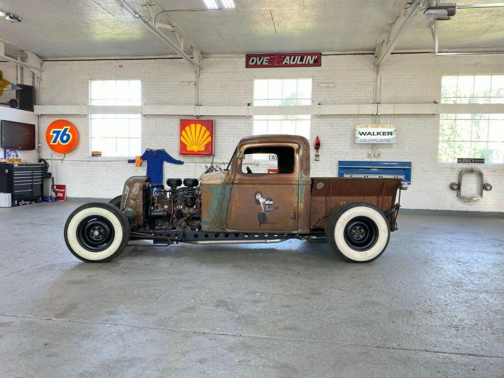nice patina 1933 Dodge Truck custom