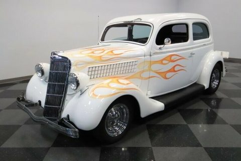 restored 1935 Ford custom for sale