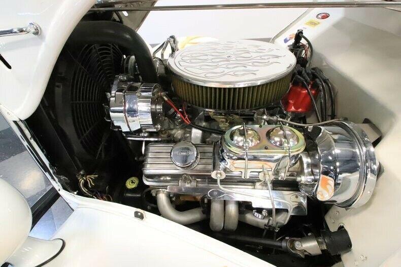 restored 1935 Ford custom