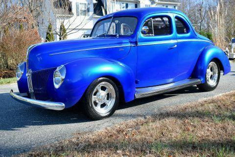 show winner 1940 Ford Standard custom for sale