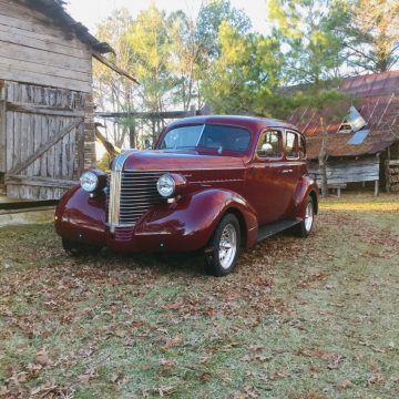 very nice 1938 Pontiac Deluxe Model 6DA custom for sale