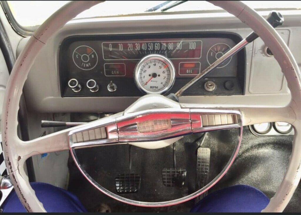 awesome patina 1964 Chevrolet C 10 custom