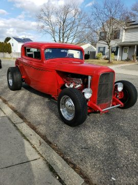beautiful 1932 Ford Model B custom for sale