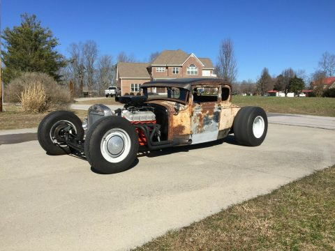 big block 1930 Ford Model A custom for sale