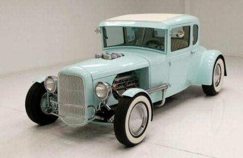 Cadillac engine 1931 Ford Street Rod custom for sale