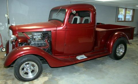 excellent shape 1936 Chevrolet Pickup custom for sale