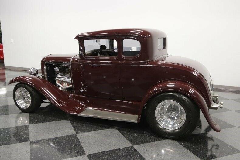 sharp 1930 Ford 5 Window Coupe custom