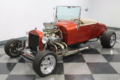 small block 1927 Ford T Bucket custom for sale