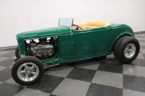 stroker 1932 Ford Roadster custom for sale