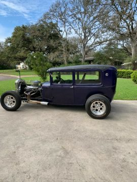Vortec engine 1929 Ford Model A custom for sale