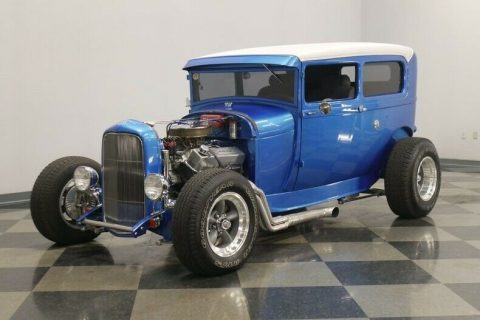 well built 1928 Ford custom for sale