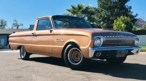 well modified 1963 Ford Falcon custom for sale