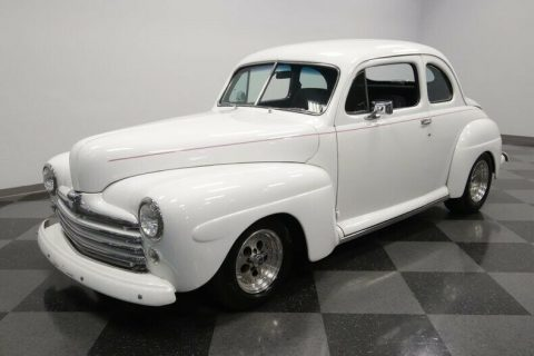 fuel injected 1947 Ford Coupe custom for sale