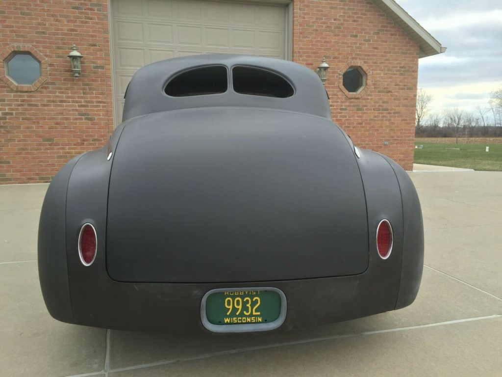 project 1941 Dodge Coupe Custom