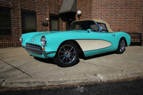 restomod 1957 Chevrolet Corvette custom for sale