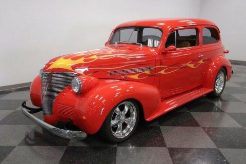 sharp 1939 Chevrolet 85 custom for sale