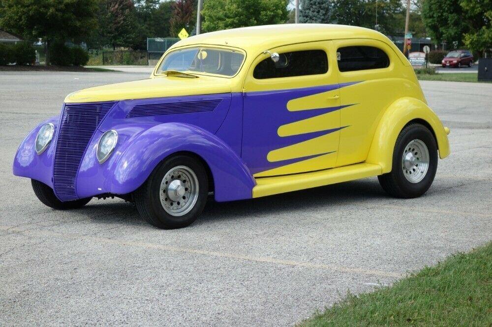 very nice 1937 Ford custom