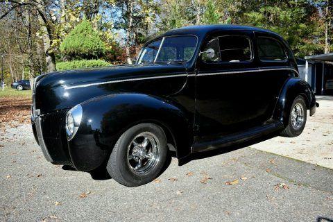 very nice 1940 Ford Standard Sedan custom for sale