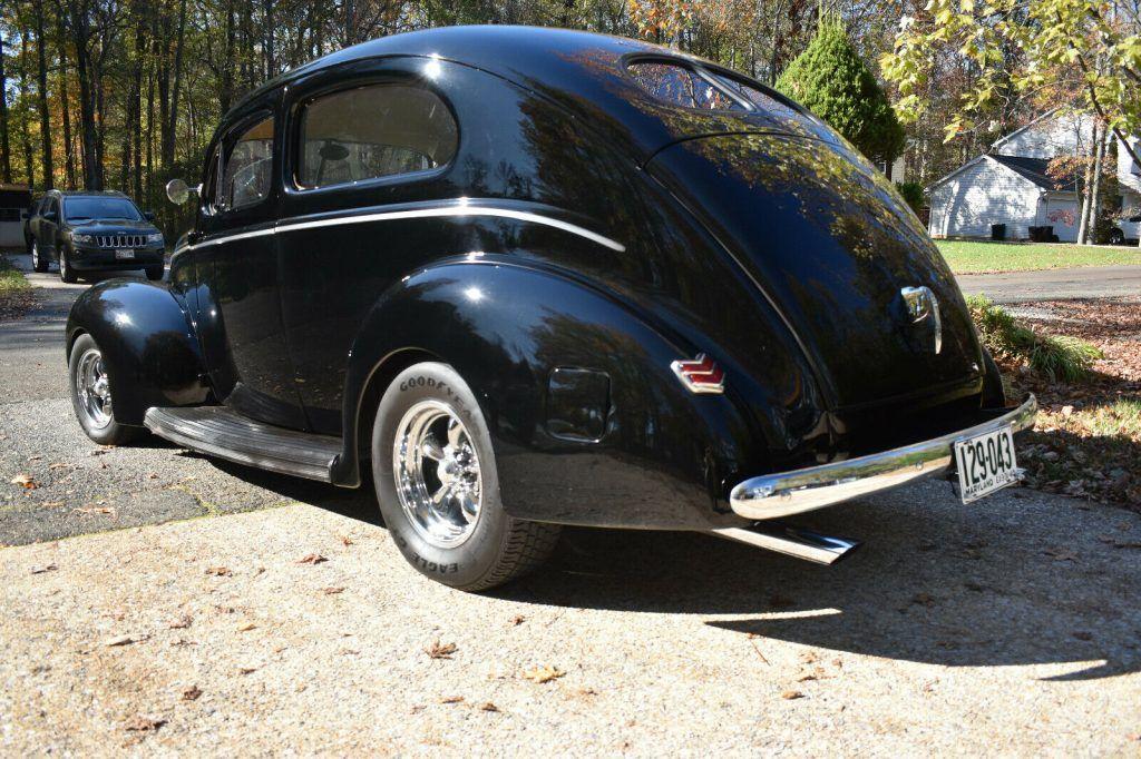 very nice 1940 Ford Standard Sedan custom