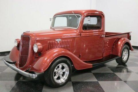 vintage 1935 Ford Pickup custom for sale