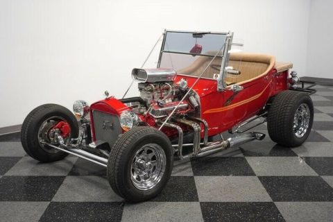 classic 1923 Ford T Bucket custom for sale