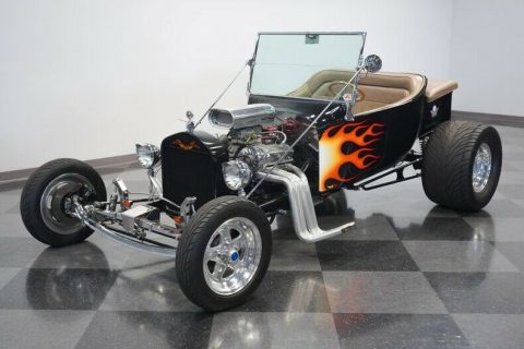 classy 1923 Ford T Bucket roadster custom for sale