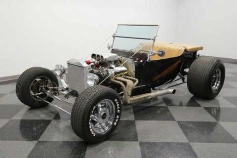 low miles 1923 Ford T Bucket custom for sale