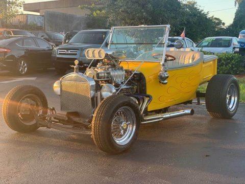super cool 1923 Ford Model T custom for sale