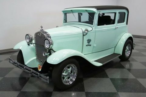 beautiful 1931 Ford Model A Vicky custom for sale