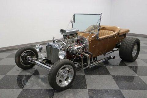 blueprint engine 1924 Ford T Bucket custom for sale