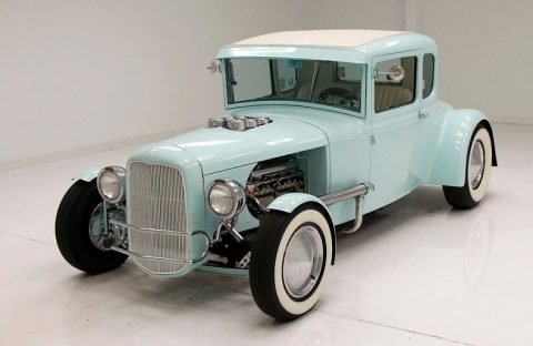 Caddy powered 1931 Ford Street Rod custom for sale