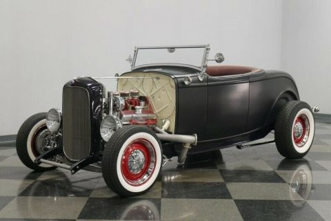 classic vintage 1932 Ford roadster custom for sale