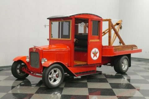 custom built 1925 Mack Tow Truck custom for sale