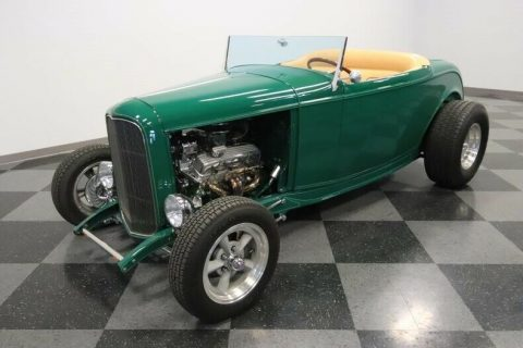 green beast 1932 Ford Roadster Custom for sale