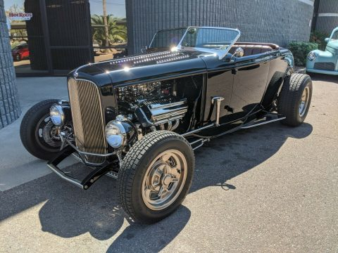 Hemi powered 1932 Ford Roadster custom for sale