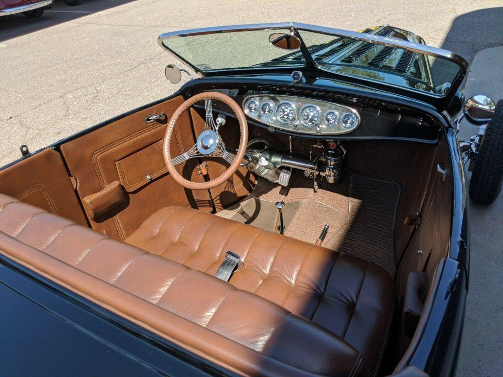 Hemi powered 1932 Ford Roadster custom