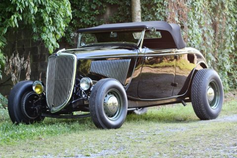 new parts 1934 Ford Model 40 custom for sale