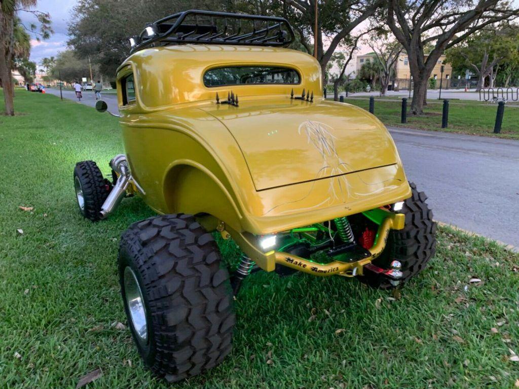 unique 1932 Ford Model A custom
