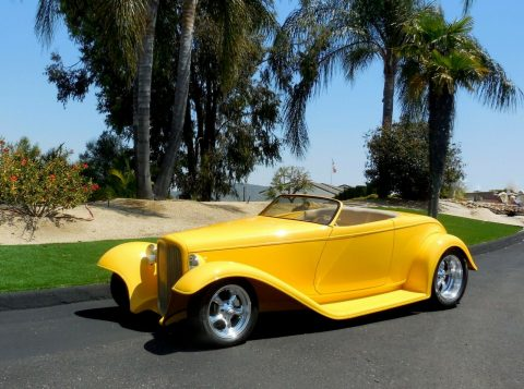 Coddington-Foose build 1932 Ford Roadster custom for sale