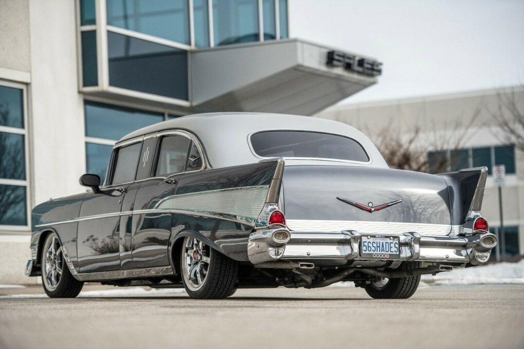 limousine 1956 Chevrolet Bel Air custom
