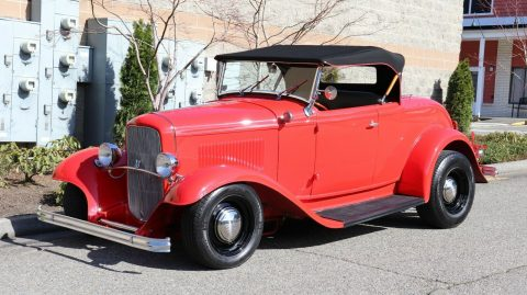 lots of extras 1932 Ford Roadster custom for sale