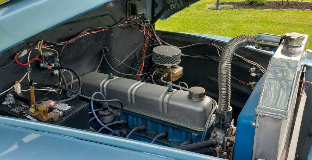 new parts 1952 Ford F3 Pickup custom