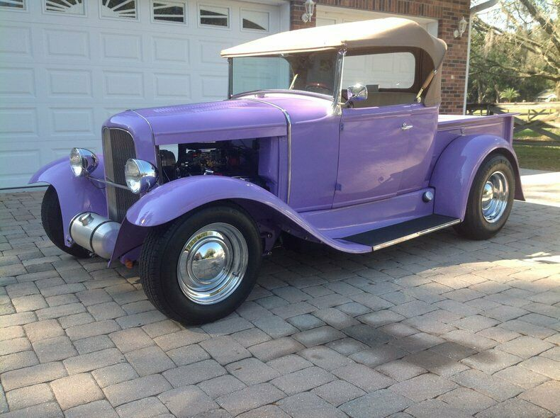 pristine 1930 Ford Pickup custom