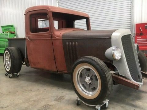 project 1935 Chevrolet Pickup custom for sale