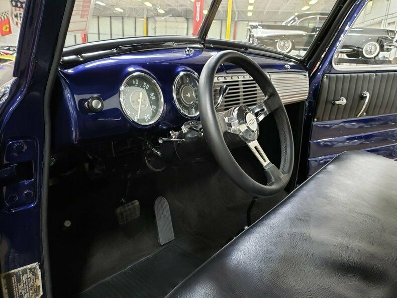 restomod 1950 Chevrolet Pickup custom