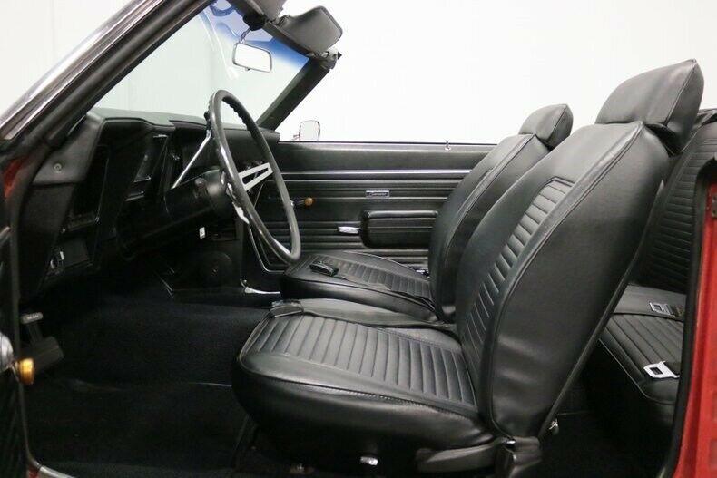 Restomod 1969 Chevrolet Camaro custom