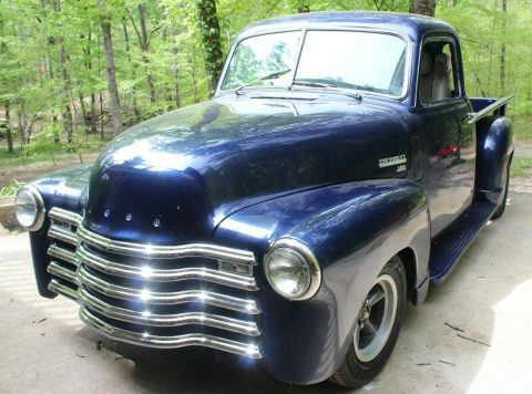 street rod 1950 Chevrolet Pickup custom for sale