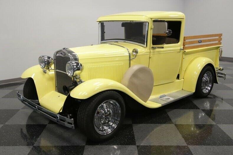 very nice 1931 Ford Model A Pickup custom