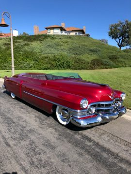 awesome 1951 Cadillac Custom Convertible for sale